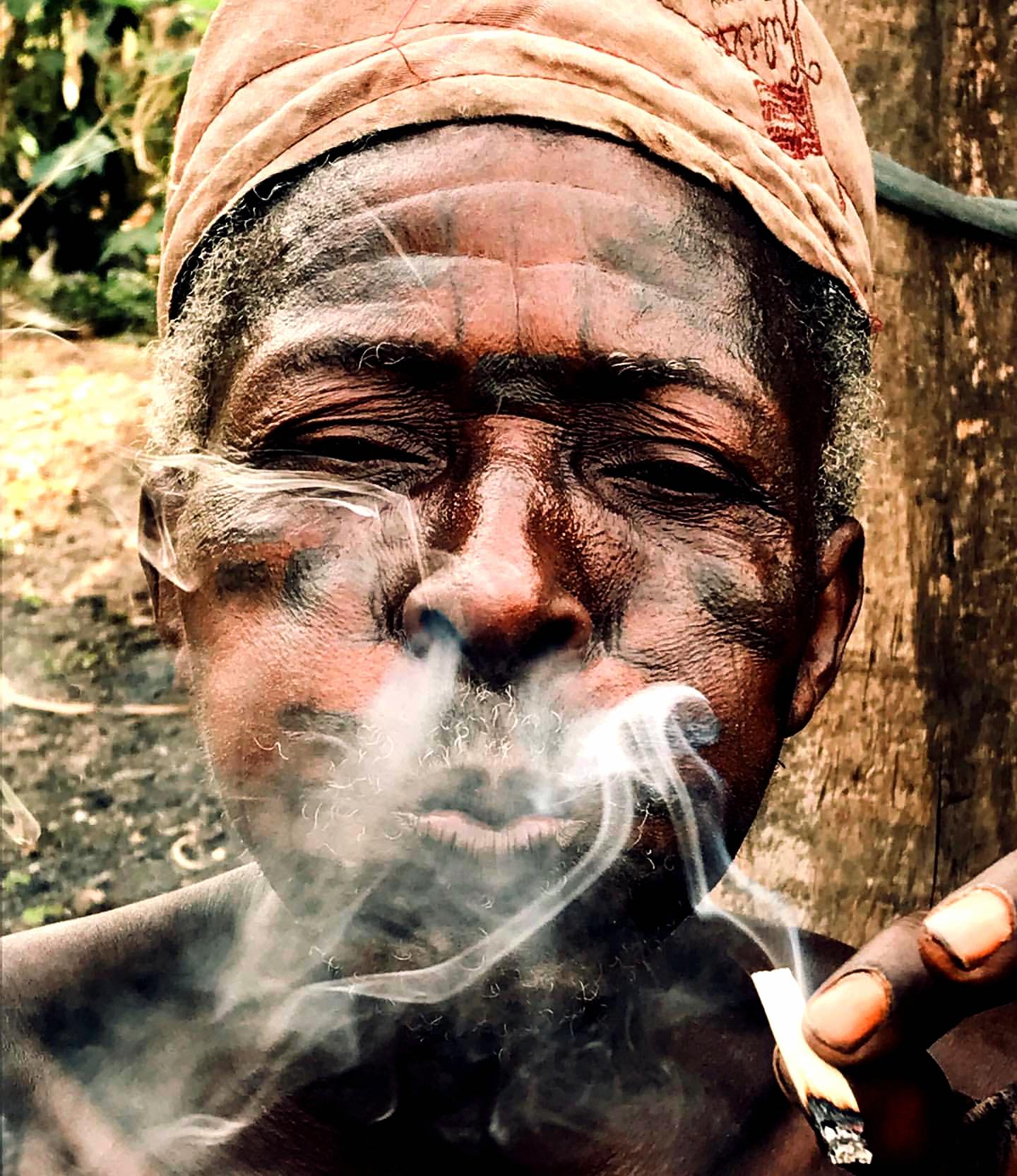 Benin los Fon y la consulta con el Bokònò
