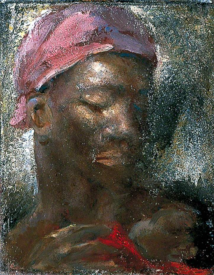 Kiddall, Helen D., 1888-1980; African Mother