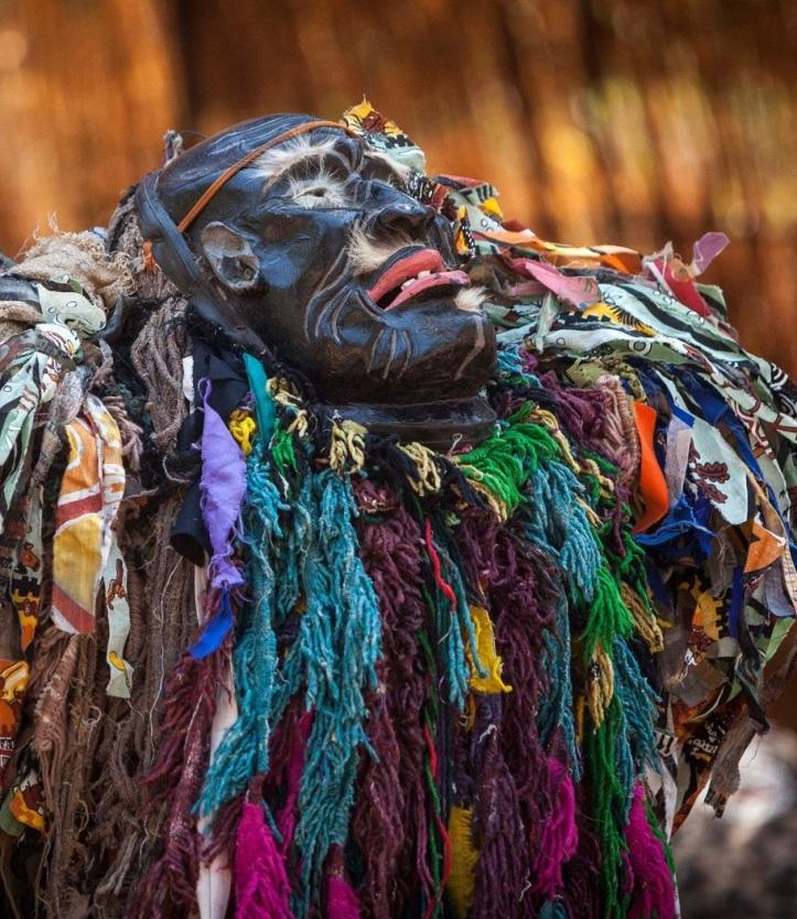 El dios Chiuta y el Gran Baile